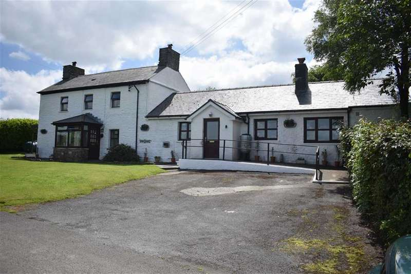 4 Bedrooms House for sale in Maesycrugiau, Pencader