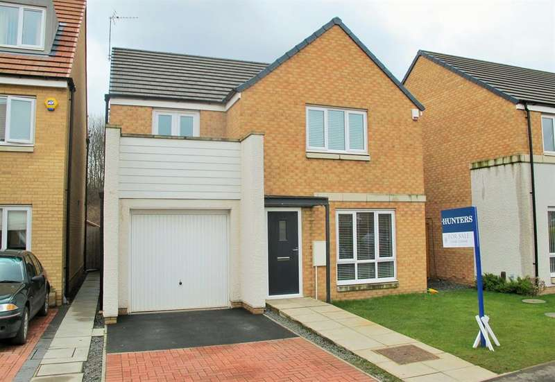 4 Bedrooms Detached House for sale in Deepdale Avenue, Stockton-on-Tees, TS18 2QE
