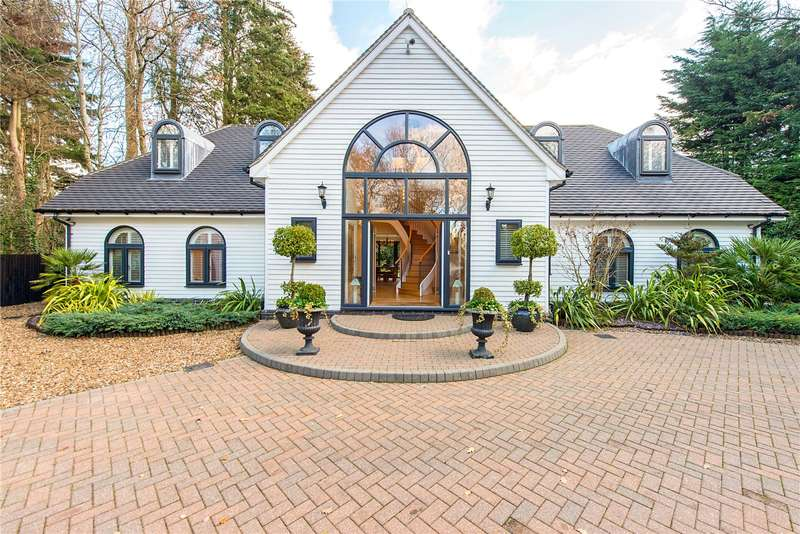 5 Bedrooms Detached House for sale in Lye Lane, Bricket Wood, St. Albans, Hertfordshire, AL2