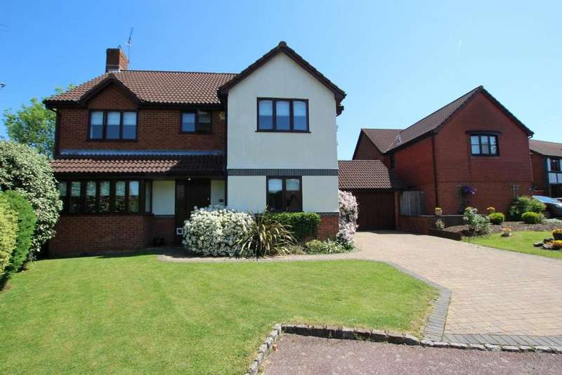 4 Bedrooms Detached House for sale in Winnersh, Wokingham, RG41