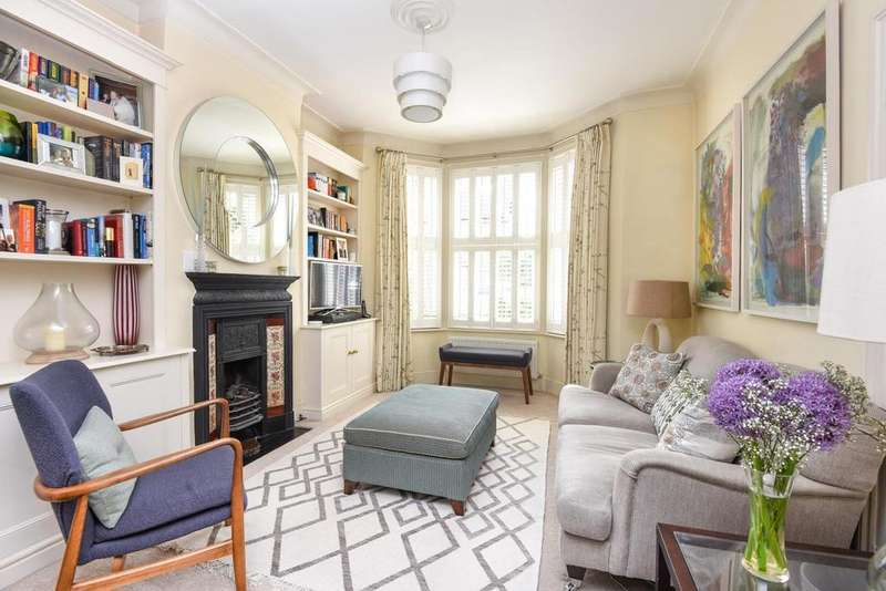 4 Bedrooms End Of Terrace House for sale in Franche Court Road, Earlsfield
