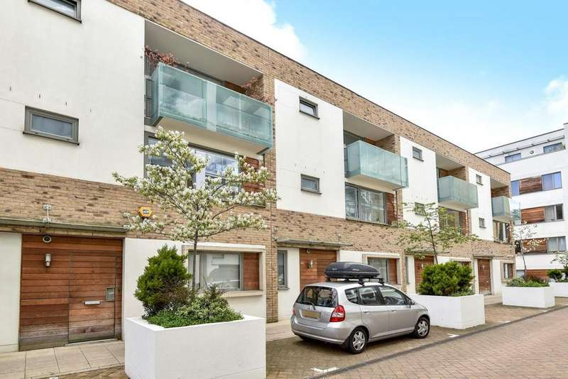 3 Bedrooms Semi Detached House for sale in Printers Road, Stockwell
