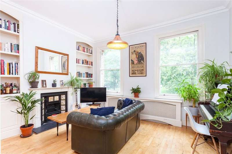 3 Bedrooms Flat for sale in Liverpool Road, London, N7