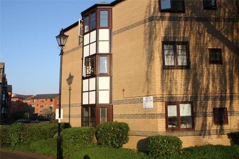 3 Bedrooms Apartment Flat for sale in New Bright Street, Reading, Berkshire, RG1
