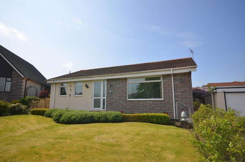 2 Bedrooms Detached Bungalow for sale in 8 Cloverhill, Ayr, KA7 3NJ