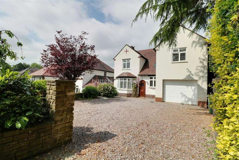 5 Bedrooms Detached House for sale in Ivy Lane, Macclesfield
