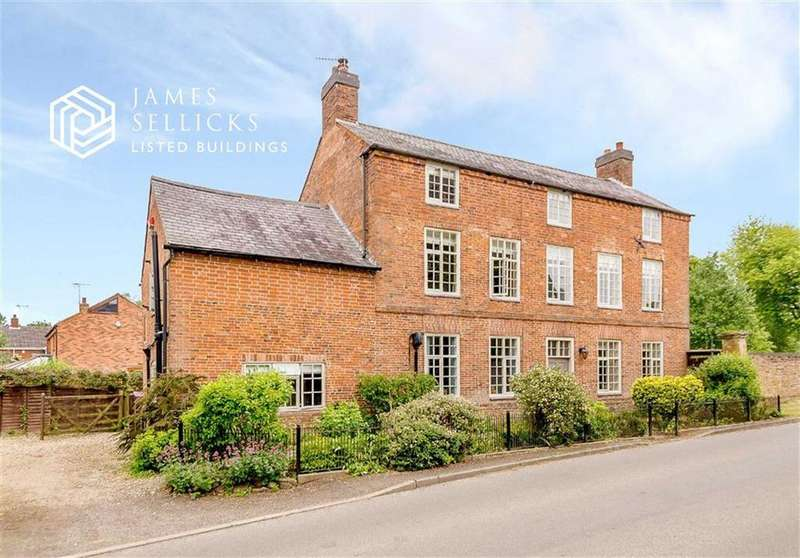 5 Bedrooms Unique Property for sale in Main Street, Houghton-on-the-hill, Leicester