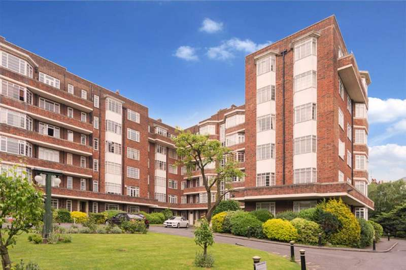 2 Bedrooms Apartment Flat for sale in Belsize Avenue, London, NW3