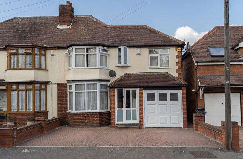 3 Bedrooms Semi Detached House for sale in Chester Road, Birmingham