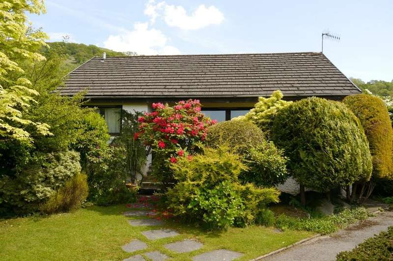 3 Bedrooms Detached Bungalow for sale in 9 Gale Park, Ambleside, LA22 0BN