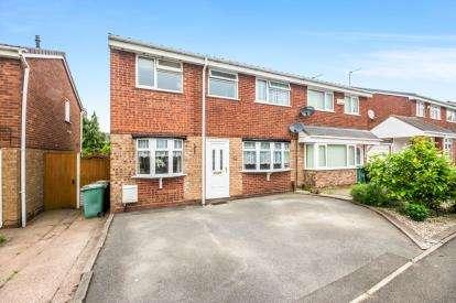 5 Bedrooms Semi Detached House for sale in Furzebank Way, Willenhall, West Midlands