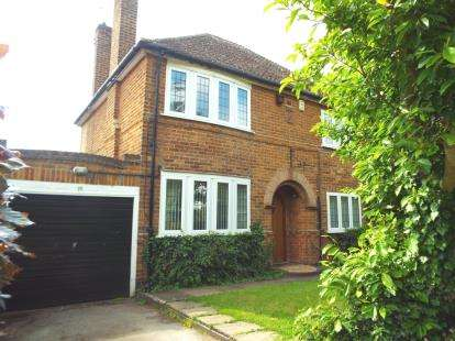 3 Bedrooms Detached House for sale in Parkside, Wollaton, Nottingham