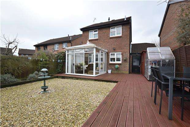 3 Bedrooms Detached House for sale in Handford Way, Longwell Green, BS30 9XF