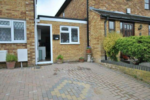 1 Bedroom Terraced Bungalow for sale in Galsworthy Drive, Caversham, Reading