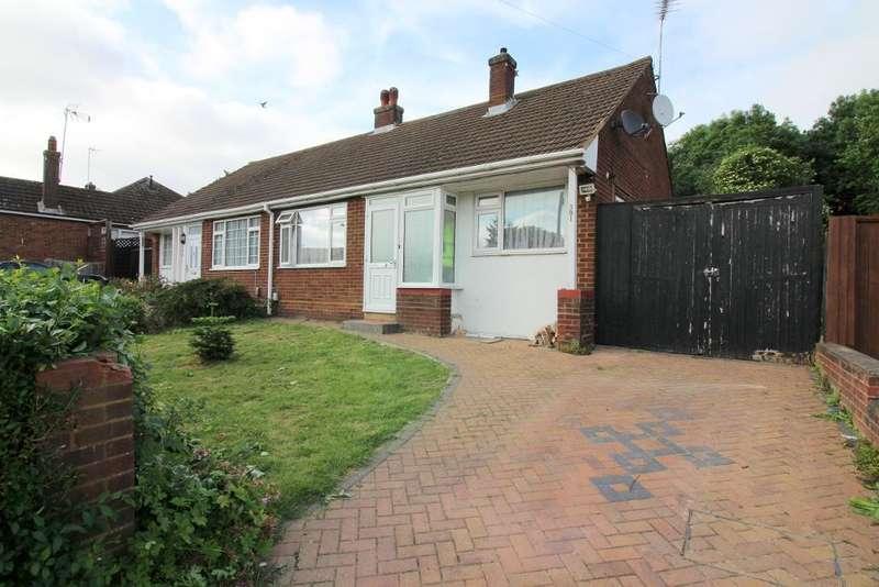 3 Bedrooms Bungalow for sale in Ashcroft Road, Luton, Bedfordshire, LU2 9AF
