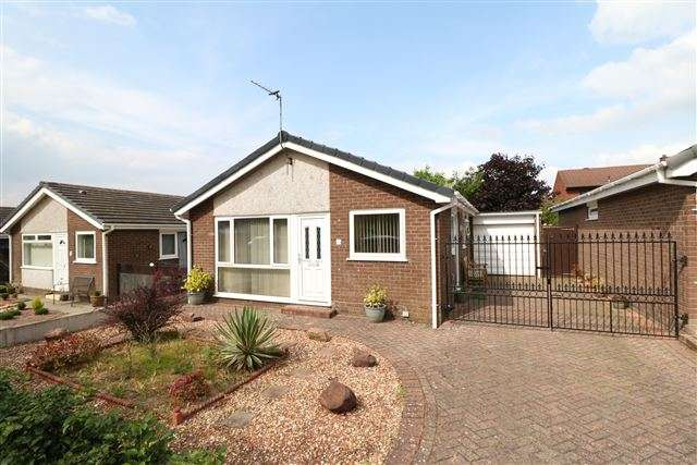 3 Bedrooms Bungalow for sale in Longdyke Drive, Carlisle, Cumbria, CA1 3HT