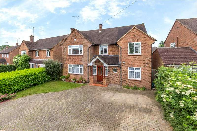 4 Bedrooms Detached House for sale in Lamb Lane, Redbourn, St. Albans, Hertfordshire