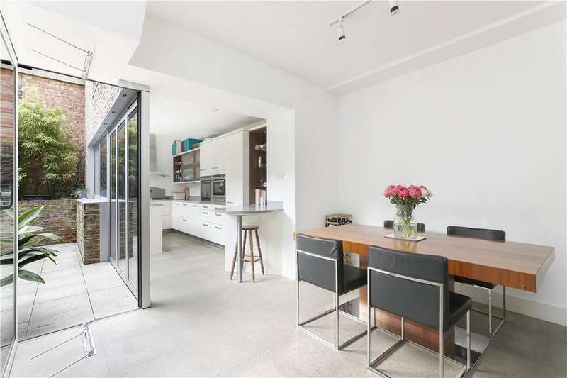 3 Bedrooms Terraced House for sale in Frome Street, Islington, London, N1