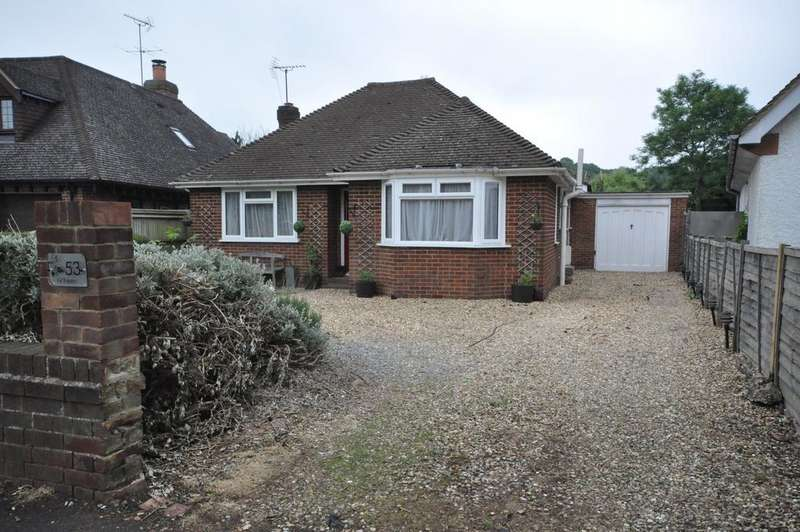 3 Bedrooms Detached Bungalow for sale in Wyndham Crescent, Woodley, Reading