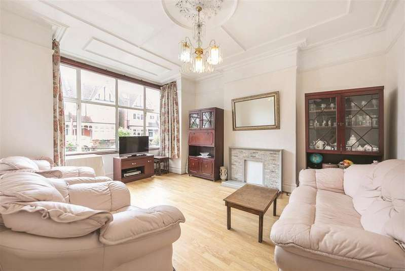 4 Bedrooms Terraced House for sale in Wyatt Park Road, SW2
