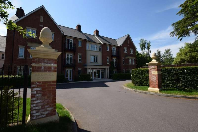 2 Bedrooms Ground Flat for sale in Ardwick Court, Sycamore Road, Farnborough