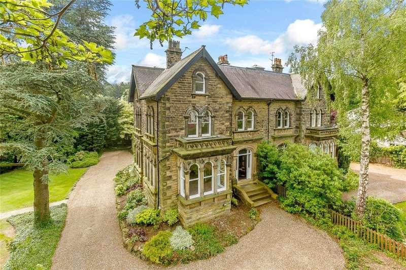 6 Bedrooms Semi Detached House for sale in Westminster Drive, Burn Bridge, Harrogate, North Yorkshire