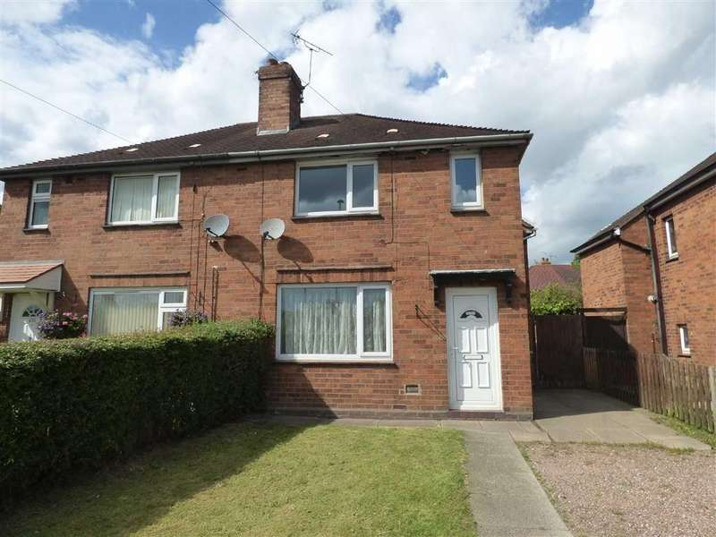 3 Bedrooms Semi Detached House for sale in Underwood Lane, Crewe