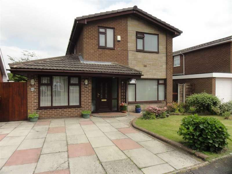 4 Bedrooms Detached House for sale in St Andrews Road, Heald Green