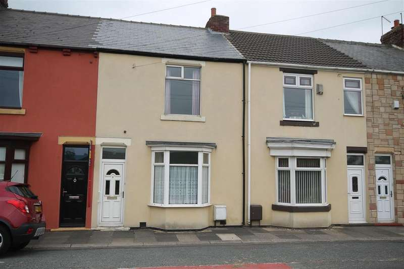 2 Bedrooms House for sale in Co-Operative Terrace, Trimdon Grange