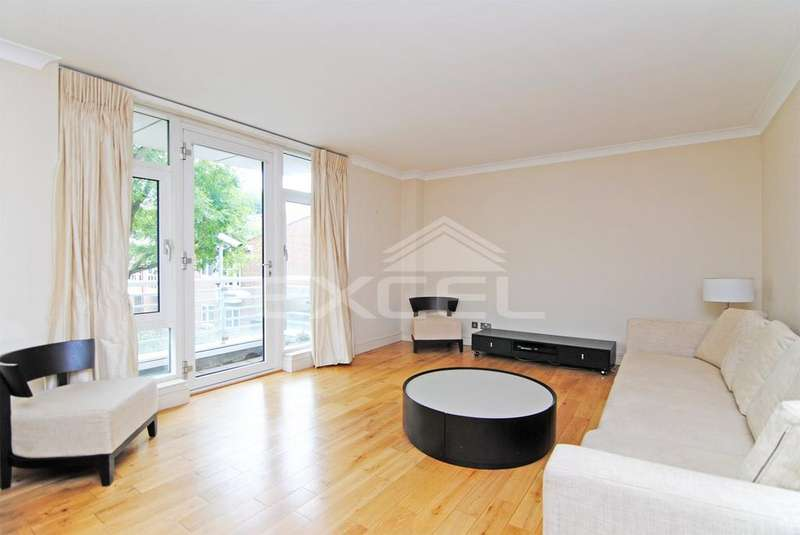 3 Bedrooms Apartment Flat for sale in 20 Abbey Road, St Johns Wood, London, NW8