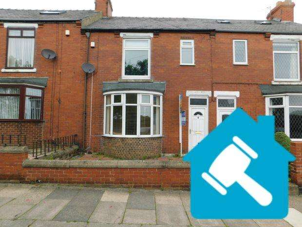 3 Bedrooms Terraced House for sale in VICTOR TERRACE, BEARPARK, DURHAM CITY : VILLAGES WEST OF