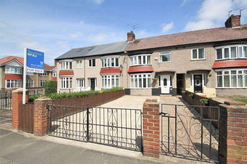 3 Bedrooms Terraced House for sale in Durham Road, Stockton, TS19 0DT