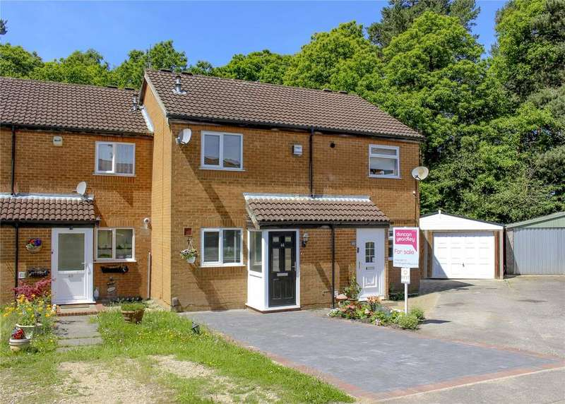 2 Bedrooms Terraced House for sale in Frensham, Bracknell, Berkshire, RG12