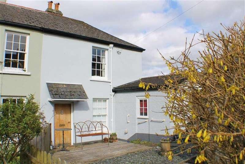 1 Bedroom Semi Detached House for sale in North Street, Totnes, Devon, TQ9