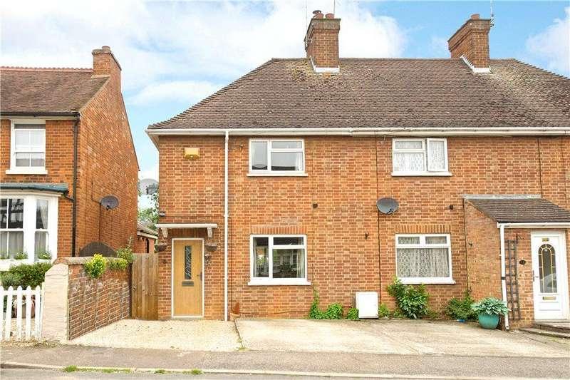 3 Bedrooms End Of Terrace House for sale in Russell Street, Woburn Sands, Milton Keynes, Buckinghamshire
