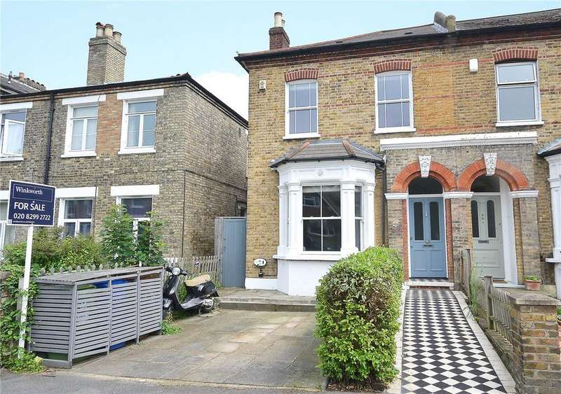 5 Bedrooms Semi Detached House for sale in Friern Road, East Dulwich, London, SE22
