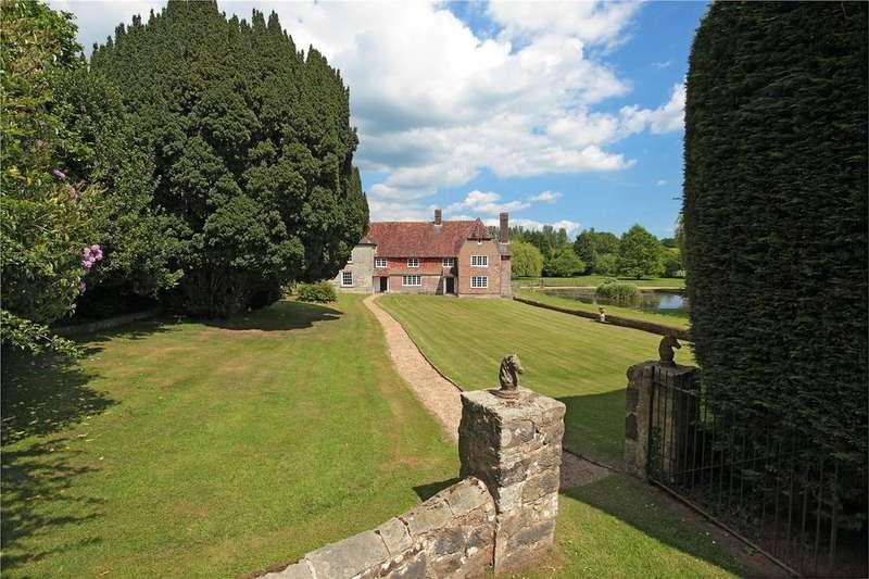 5 Bedrooms Detached House for sale in Hamsell Farm, Eridge Road, Eridge Green, Tunbridge Wells, Kent, TN3