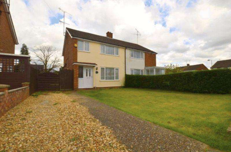 3 Bedrooms Semi Detached House for sale in Three bedroom semi in the sought after area of Limbury, Bosmore Road