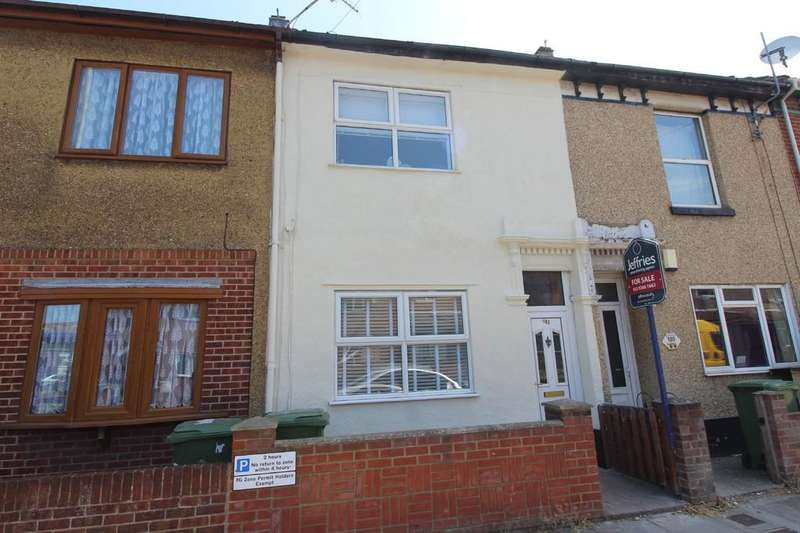 3 Bedrooms Terraced House for sale in Stamshaw Road, Stamshaw