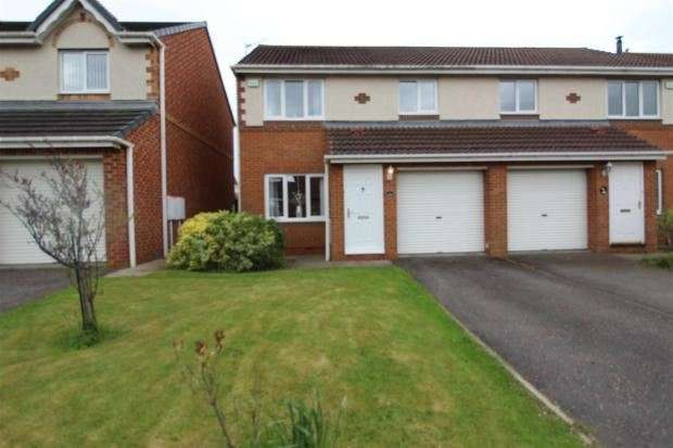3 Bedrooms Property for sale in Chillingham Grove, Peterlee, Durham, SR8 1QJ