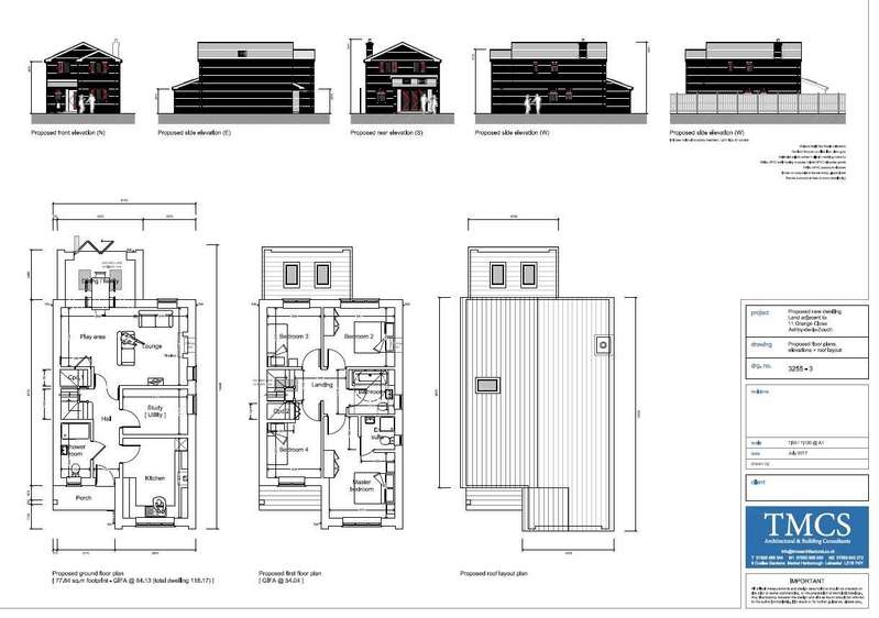 Property for sale in Grange Close, Ashby-De-La-Zouch, LE65...