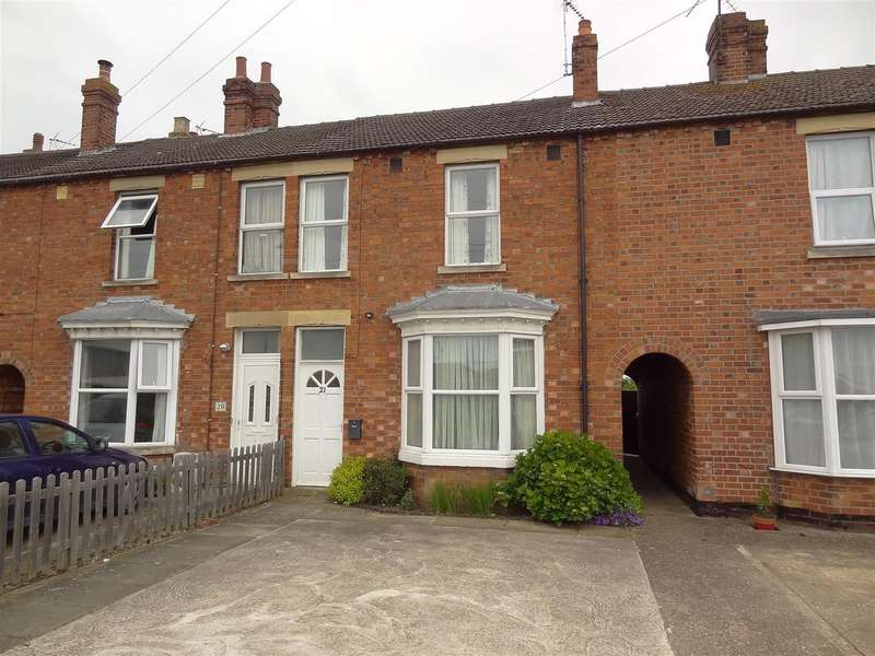 3 Bedrooms Terraced House for sale in Millfield Terrace, Sleaford