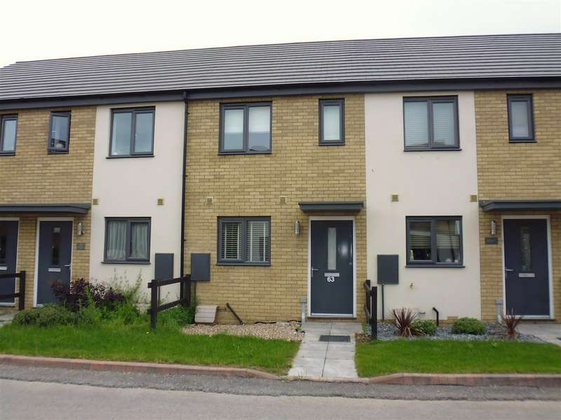 2 Bedrooms Terraced House for sale in Westbrooke Road, Lincoln