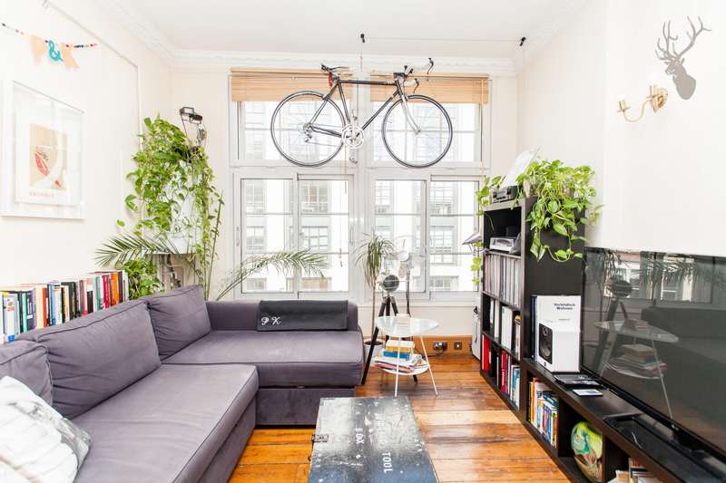1 Bedroom Flat for sale in Curtain Road, Shoreditch, EC2A