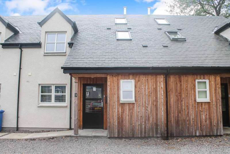 3 Bedrooms Terraced House for sale in West Lewiston Court, Drumnadrochit, IV63 6UD