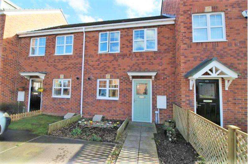 2 Bedrooms Terraced House for sale in Einstein Way, Stockton, TS19 8GP