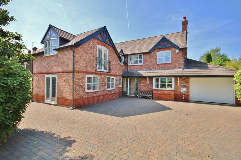 5 Bedrooms Detached House for sale in Moor Lane, Wilmslow