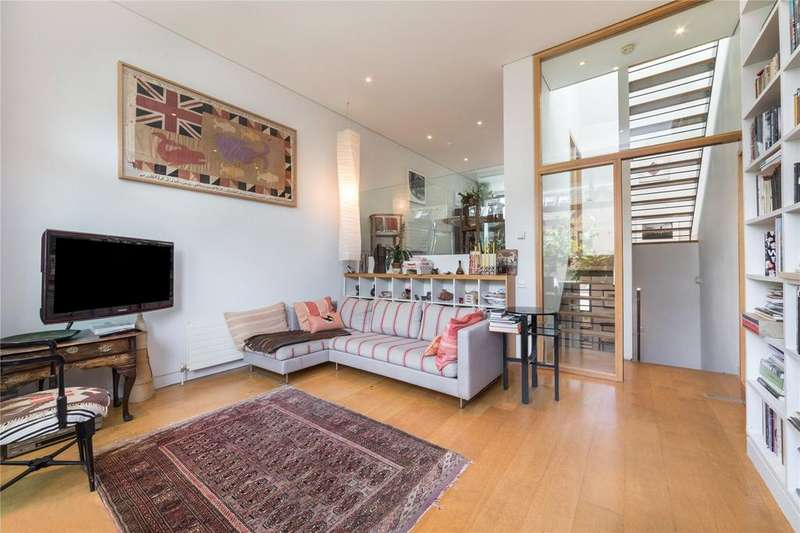 3 Bedrooms Mews House for sale in Shirland Mews, London