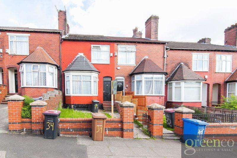 4 Bedrooms Terraced House for sale in Murray Street, Salford