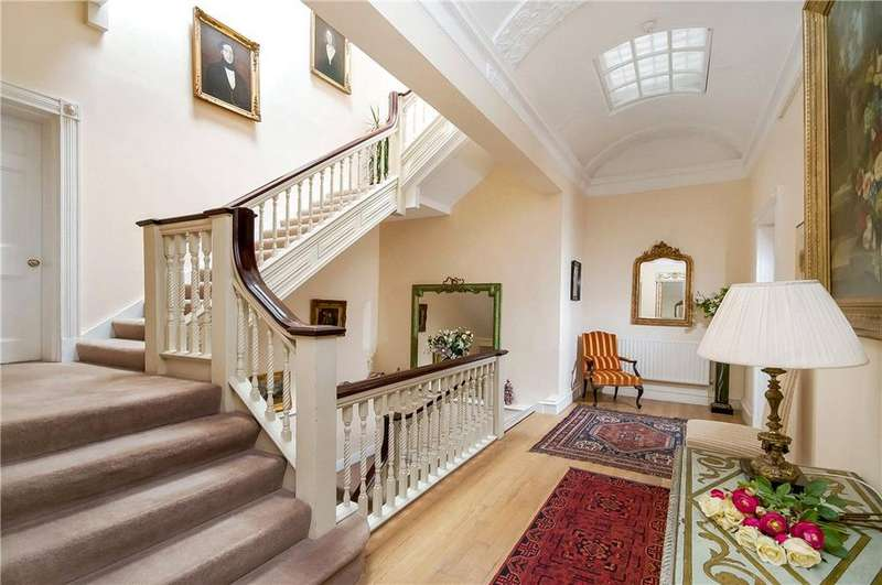 6 Bedrooms Mews House for sale in Preshaw House, Preshaw, Southampton, Hampshire, SO32